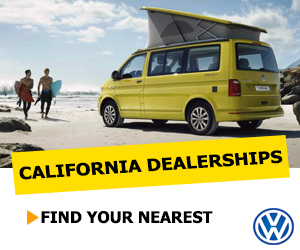 VW California Dealerships