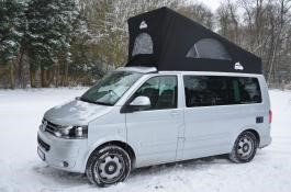 Winter Travel in a VW California