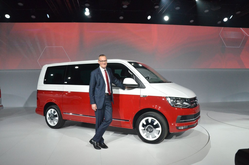 volkswagen t6 launch photo the vw california. Black Bedroom Furniture Sets. Home Design Ideas
