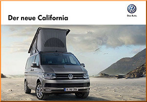 The Forthcoming T6 California Brochure is out!