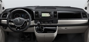 VW T6 Dashboard