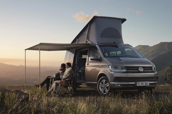 VW T6 California (UK Data Sheet)