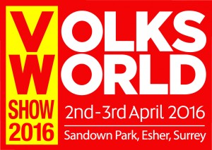The 2016 Volksworld Show – we're doing it again!