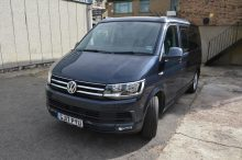 SOLD 2017 VW California Ocean Camper Van T6 2.0lt BiTDi 204 PS 7 Speed Auto - Starlight Blue