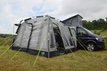 KHYAM Classic Quick Erect Drive Away Motordome Awning with Groundsheets & Inner